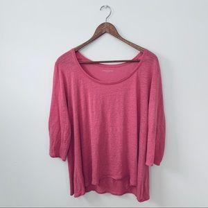 Eileen Fisher Linen Shirt